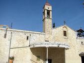 Igreja do Arcanjo gabriel, Nazaré, israel — Fotografia Stock