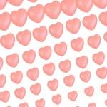 Valentine's Day Greeting card — Stock Photo