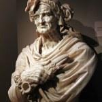 Постер, плакат: The Fate Atropos Francesco da Sangallo sculpture Italian 1570 Marble