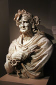 The Fate Atropos -Francesco da Sangallo sculpture, Italian, 1570, Marble — Stock Photo