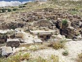 Herodium or Herodion ruins — Stock Photo