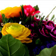 Bouquet of various flowers — Stock Photo #23082580