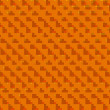 Abstract orange mosaic background — Stock Photo