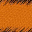 Stock Photo: Abstract orange tiles mosaic panel background