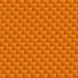 Stock Photo: Abstract orange tiles mosaic background or wallpaper pattern