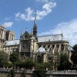 Paris - Notre Dame - Stock Photo