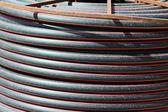 Spool of Heavy Wire — Stock Photo