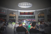 Ben Gurion International Airport — Stock Photo