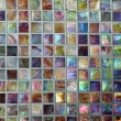 Stock Photo: Abstract mosaic pearl surface