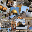 Welcome to Jerusalem background — Stock Photo #36359435