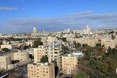 Contemporary Western Jerusalem — Stock Photo