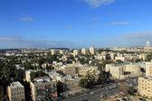 JERUSALEM, ISRAEL - DECEMBER 9, 2013: Contemporary Western Jerusalem at winter — Stock Photo