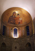 Interior of the Church of the Assumption of the Blessed Virgin Mary — Stock Photo