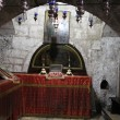 Постер, плакат: Chapel of Saint Joseph Marys husband in the Tomb of the Virgin Mary Jerusalem