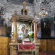 Постер, плакат: Icon of Our Lady of Jerusalem Gethsemane