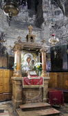 Icon of Our Lady of Jerusalem (Gethsemane) — Foto de Stock