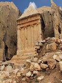 Tomb of Zechariah. Jerusalem, Israel — Stock Photo