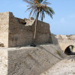 Stock Photo: Crusader fortress. Ancient Caesarea