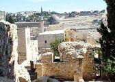 Jerusalem Temple Mount — Stock Photo