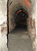 Western Wall Tunnel. 485 metres — Stock Photo
