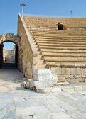 Ancient Roman Amphitheater — Stock Photo