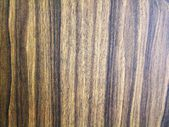 Artificial veneer with natural wooden pattern — Stockfoto