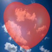 Red hearts — Stockfoto