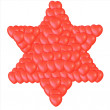 Stock Photo: Judaism religious symbol - star of david