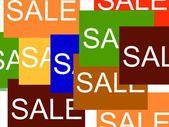 Sale — Стоковое фото