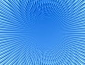 Rays  in abstract orange blue  universe — Stock Photo