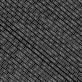 Binary code stream background — Stock Photo