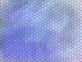 Abstract mosaic imitation  animal leather background — Stock Photo