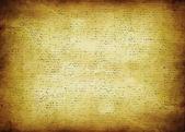 Nauwelijks zichtbaar kladjes van handgeschreven tekst — Stockfoto