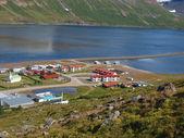 Landschaft island — Stockfoto