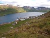 Landscape Iceland — Foto Stock