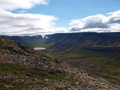 Landscape Iceland — Stockfoto