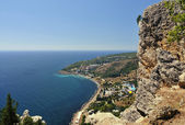 Crimea Southern coast — Stock Photo