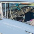 Stock Photo: 1955 Oldsmobile 88 Interior