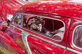 1950 Mercury Monterey Chopped top Side view — Stock Photo