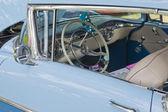 1955 Oldsmobile 88 Interior — Stock Photo