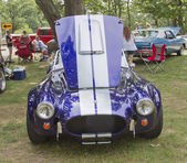 1965 ford shelby cobra motor — Stockfoto