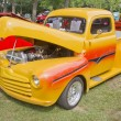 1948 Yellow Ford Pickup — Stock Photo