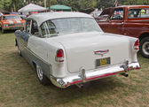 1955 Chevy Bel Air Rear view — Stock Photo