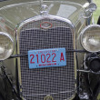 1931 Ford Town Sedan Grill & Front — Stock Photo