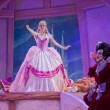 Stock Photo: Cinderella's dress and stepmother