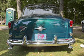 Blue Oldsmobile 88 rear view — Stock Photo