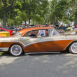 Постер, плакат: 1957 Buick Century side view