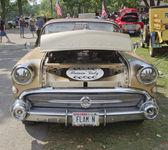 1957 buick jahrhundert vorderansicht — Stockfoto
