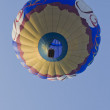 Stock Photo: JordBalloon bottom view