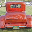 ������, ������: 1930 Orange Chevy Coupe Rear View